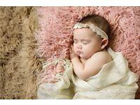 Baby Home Photoshoot