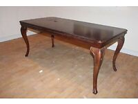 HA8 Large Dining Table £75