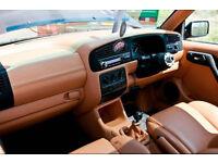VW Mk3 Golf CC Interior - Custom Retrim in Porsche Nappa Leather - Polo Lupo Vento Colour Concept