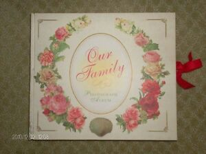 Beautiful - Photograph Album- OUR FAMILY - uNiqUe KIND!!!