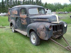 Wanted: 1938-47 Ford Mercury Truck Regina Regina Area image 3