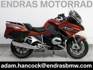 2018 BMW R1200RT - BRAND NEW - Mars Red Metallic