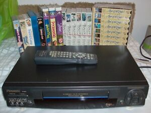 VCR and VHS Movies