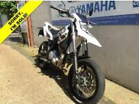 2015 65 YAMAHA WR 125 X SUPER-MOTO **SOLD**