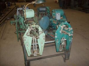 Foley/Belsaw saw sharpening Stratford Kitchener Area image 1