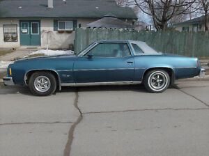 1977 Grand Prix LJ Coupe, Mb Safety 400 ci Offers Considered