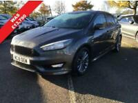 2018 Ford Focus 1.0T EcoBoost ST-Line Auto (s/s) 5dr Hatchback Petrol Automatic