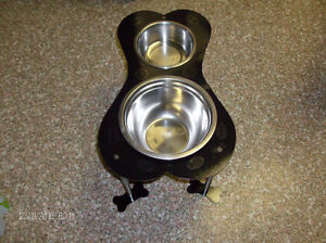 Funky/Fun/Industrial, Heavy Duty Steel Pet Feeding Station Stratford Kitchener Area image 5
