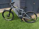"20"" CubeSTEREO HYBRID 160 HPA SL 500 27.5 E-Bike"