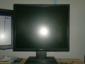 Acer 19' monitor