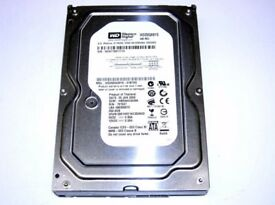 "Western Digital 250Gb internal 3.5"" SATA hard disk drive"
