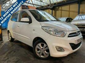 image for 2011 11 HYUNDAI I10 1.2 ACTIVE 5D 85 BHP LOW INSURANCE AND LOW TAX BAND