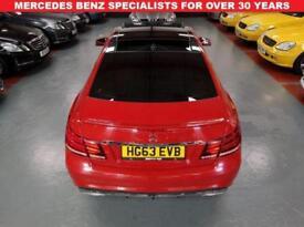 2013 63 MERCEDES-BENZ E CLASS E350 BLUETEC AMG SPORT 3.0 2D AUTO DIESEL