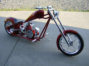 Mini chopper like this one