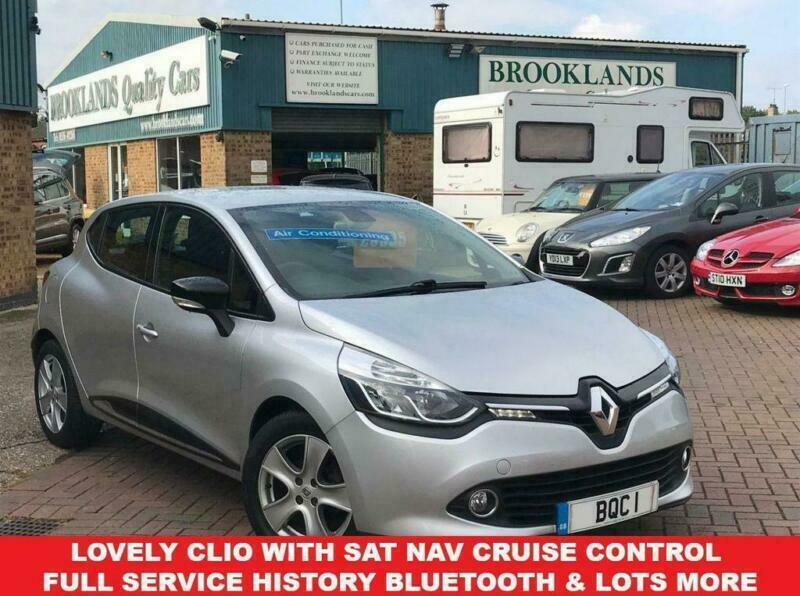 2013 13 RENAULT CLIO 0 9 DYNAMIQUE MEDIANAV ENERGY TCE S/S 5 DOOR SILVER 90  BHP | in Corby, Northamptonshire | Gumtree