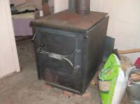 RSF Energy Wood Stove