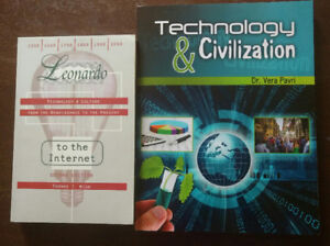 Technology & Civilization, Leonardo to the Internet