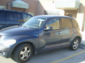 2001 Chrysler PT Cruiser Other