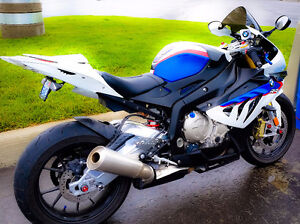 Immaculate BMW S1000rr (2013)