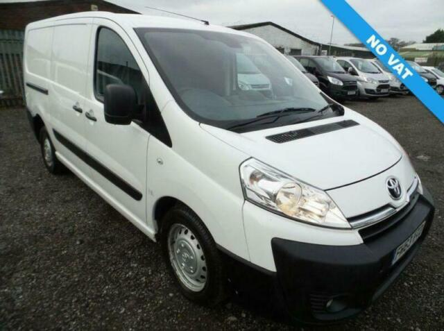 excellent quality official shop new appearance 2014 63 TOYOTA PROACE 2.0 L2H1 HDI 1200 P/V 1D 127 BHP DIESEL | in  Liverpool, Merseyside | Gumtree