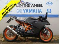 2015 15 KTM RC 125 **HPI CLEAR** ***FINANCE AVAILABLE***