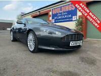 2008 Aston Martin DB9 5.9 V12 2d AUTO 470 BHP Coupe Petrol Automatic