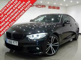image for 2016 66 BMW 4 SERIES 2.0 420D (188 BHP) M SPORT GRAN COUPE AUTO 5DR NAV..LEATHER