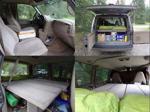 URGENT Chevrolet Astro équipé road trip