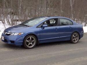 2010 Honda Civic EXL Sedan