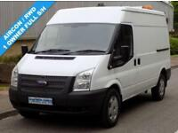 13(13) FORD TRANSIT 350 MWB MEDIUM ROOF 2.2 RWD 125 BHP 6 SPEED DIESEL EURO 5