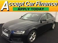 Audi A4 2.0TDIe ( 136ps ) 2014MY SE Technik FROM £62 PER WEEK !