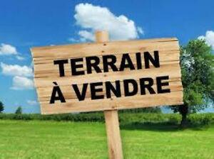 Terrain Résidentiel Rouyn-Noranda  Ch. St-Luc Secteur Recherché