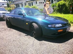 S14 turbo manual Mount Sheridan Cairns City Preview
