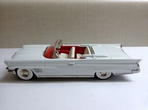 BROOKLIN MODELS BRK 57 1960 LINCOLN CONTINENTAL MK V