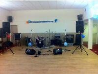 PA SYSTEM / Band Setup / Speaker System / Sound System / Concerts / DJ