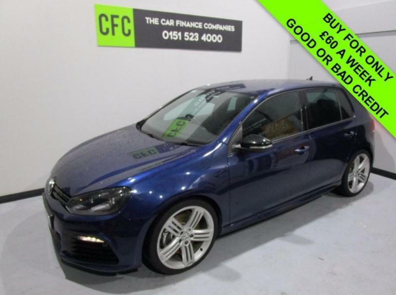 2011 VOLKSWAGEN GOLF 2.0 R 270 BHP BUY FOR ONLY £60 A WEEK *FINANCE
