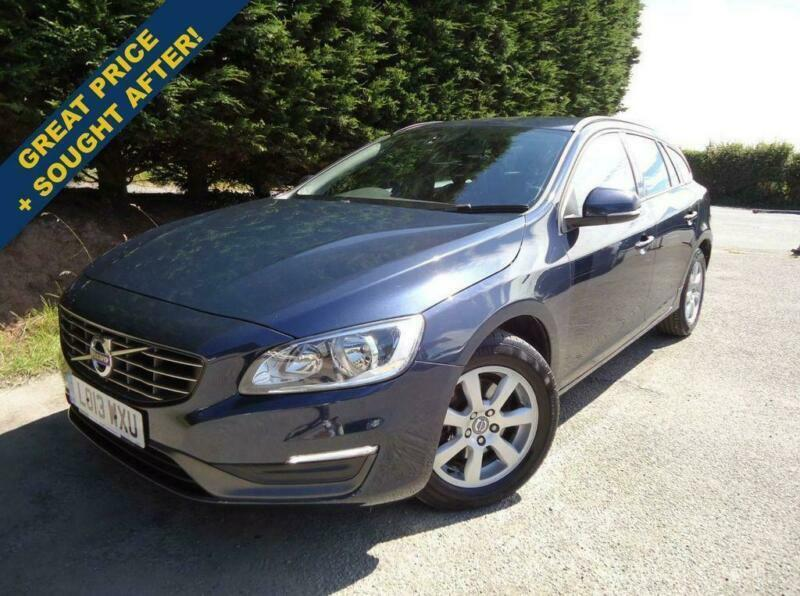 2013 13 VOLVO V60 1 6 D2 BUSINESS EDITION 5D 113 BHP DIESEL | in Hereford,  Herefordshire | Gumtree