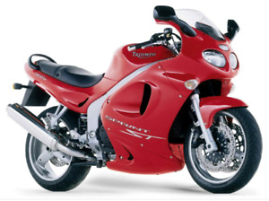 98 to 2004 Triumph Sprint 955i PARTS (stock image for title)