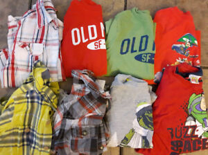 boys size 4 lots