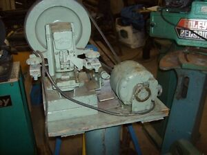 Foley/Belsaw saw sharpening Stratford Kitchener Area image 5