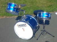 Kids Prodigy Drum Set
