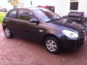 **LOW MILEAGE** 2009 Hyundai Accent Coupe