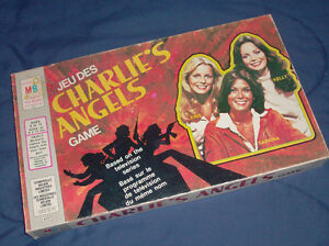 Charlie's Angels-Vintage board game