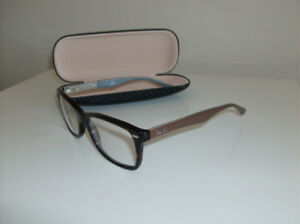 Ray Ban Glasses with New Case - Unisex