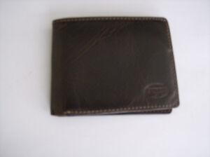 Fossil Men's Traveller Wallet