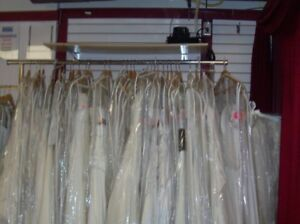 Retail Bridal Racks