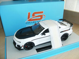 1/18 diecast CAMARO ZL1 COUPE  HENNESSEY EXORCIST