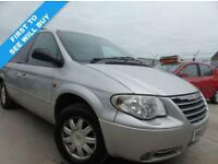 2006 56 CHRYSLER GRAND VOYAGER 2.8 LIMITED 5D AUTOMATIC 150 BHP FULL SPEC DIESEL
