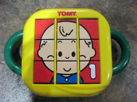 3 Sided portable puzzle - Ages 3+