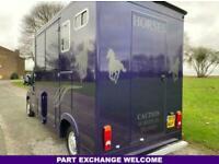 2019 Peugeot Boxer 335 Lwb 3.5t. Eu 6 NEW 2 Stall Horsebox Outstanding Horsebox